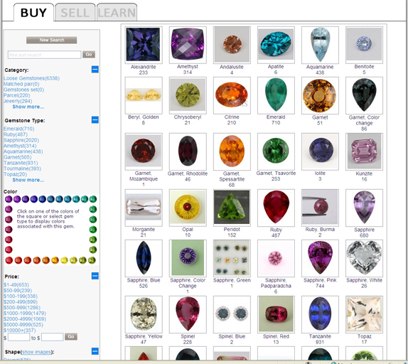 types of gems pictures to pin on pinsdaddy